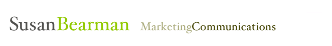 Susan Bearman   MarketingCommunications
